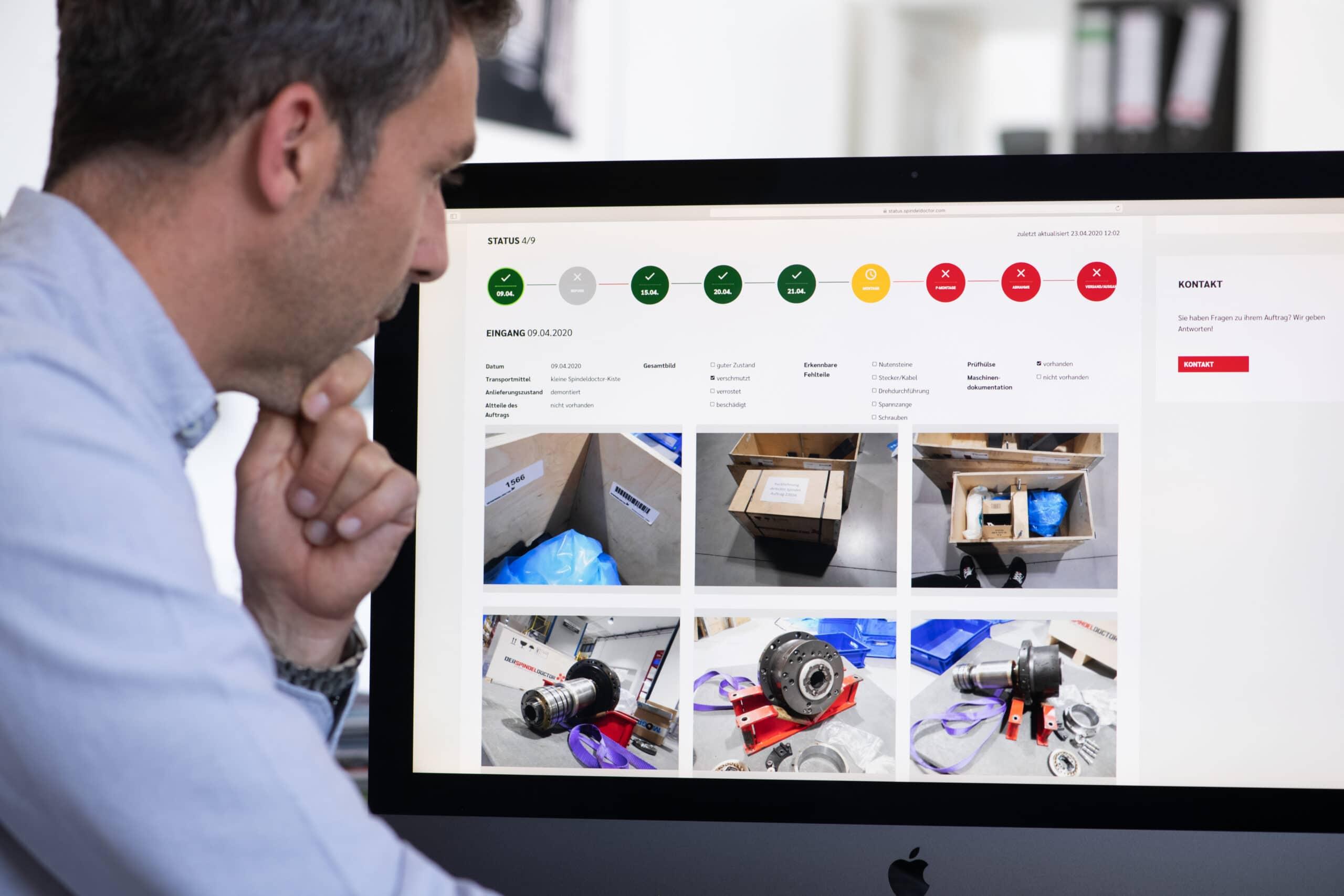 """""""Track your spindle"""" - Digitalizzazione 6.0 allo SPINDELDOCTOR"""