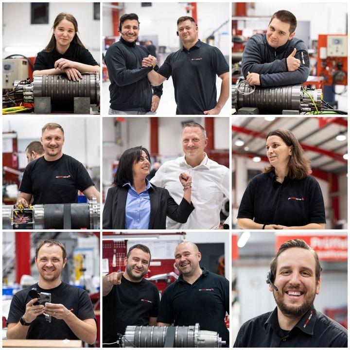 Eccellente! - 3° posto tra i migliori datori di lavoro della Germania nel settore industriale secondo la rivista FOCUS Business